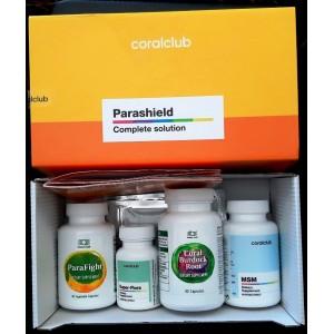 Изчистване от паразити Парашилд